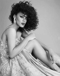 Em cena, a Miss Brasil Be Emotion, Raissa Santana