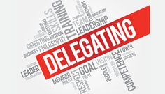 The Magic of Managerial Delegation  #leadership