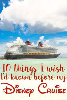 If you're planning your first time on a Disney Cruise or even considering a Disney Cruise, you need to read this post. Tons of tips and tricks, packing ideas, and secrets to the magic and wonder of Disney cruise lines and Castaway Cay. Who knew Disney Cruises were so cool for adults, teens, and even preschoolers! I'm definitely trying out the door decor and fish extenders on our next cruise! {hosted}