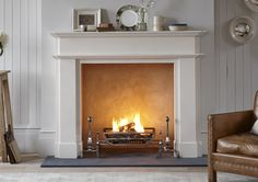 Chesney's Contemporary Fireplace Collection The Alhambra 1504mm x 1290mm