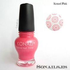 Konad Pink