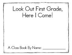 Simply Kinder: End of Year Writing Freebie