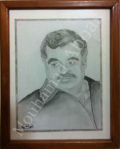 Rafik Al Hariri #portraits #drowing #art #pencil #arts