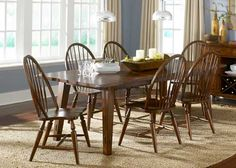 Merveilleux 121  Cabin Fever Formal Dining Room   Shop For Casual Dining At Puritan  Furniture In