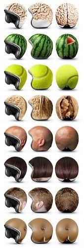 Bike helmet designs