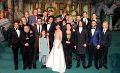 Final Hobbit film premieres in London