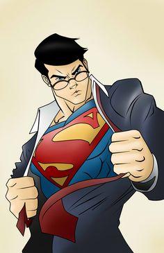 Superman Color by Kryptoniano.deviantart.com on @deviantART