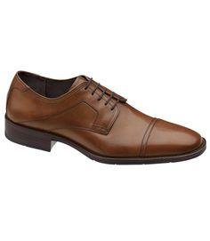 buy popular ca8bf 8826d Corbett II Cap Toe Shoe by Johnston and Murphy 175.00 Pæne Sko, Herresko,  Herre