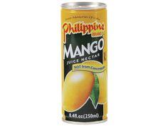 #Philippine Brand is beroemd vanwege zijn heerlijke mangoproducten van de beste wereldberoemde Filipijnse mango�s. Het sap van dit merk smaakt zo lekker dat het lijkt alsof de verse vruchten zo in het glas geperst worden.  #AsianFoodLovers
