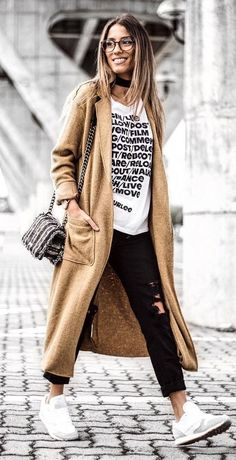 83 Awesome Fall Outfits To Update Your Wardrobe #fall #outfit #style Visit to see full collection