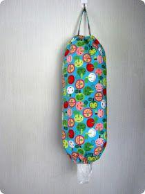 monkey makes three: Tutorial: Grocery Bag Dispenser 1 Diy Bag Dispenser, Grocery Bag Dispenser, Plastic Bag Dispenser, Grocery Bag Holder, Diy Plastic Bag Holder, Plastic Bag Storage, Plastic Bags, Grocery Bag Storage, Grocery Bags