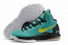 "separation shoes c8457 24cc9 Nike Zoom KD V Mens""Hulk""Atomic Teal Volt Dark Atomic Teal Fiberglass Gamma  Ray Colorways"