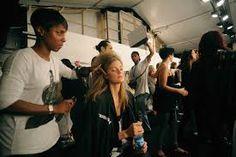 Resultado de imagen para backstage fashion