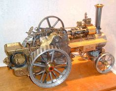 Toys, Hobbies Steam Powered Wilesco Double Sided 2016 Catalogue Rich And Magnificent