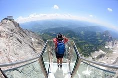 Ten of the most breath-taking, heart-racing observation decks from around the world. From the glass ledges of the Willis Tower to the mountain overlooks of the German Alps.