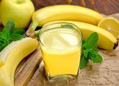 Smoothie de banana si mere