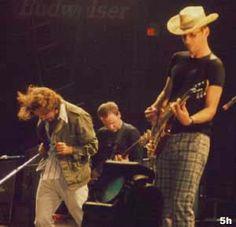 Ed Vedder and Stone Gossard   Pearl Jam 10th Anniversary - Las Vegas 2000