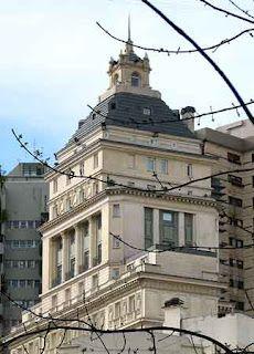 Cupulas de Buenos Aires, Arquitectura Argentina