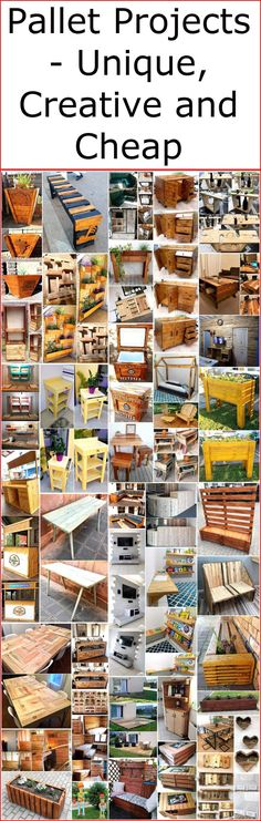 Yes pallet projects are unique and creative to make a part of your house area. They are cheap and easily affordable for everyone. Reclaimed wood pallet boards are easily available in markets and a durable material but it is quite easy to modify them in your desire shape and project. So choose out these fascinating ideas and make your house beautiful with these ideas right now!