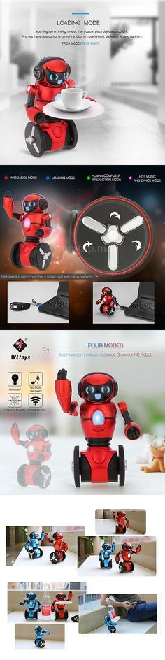 Remote-Controlled Toys 84912: Wltoys 2.4G Usb Charge Smart Balance Rc Robot G-Sensor Remote Control Toy D2d7 -> BUY IT NOW ONLY: $31.7 on eBay!