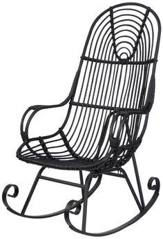 HKliving retro rocking chair