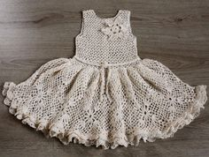 Looking for your next project? You're going to love Crochet Pattern Dress No 14 by designer Ilona Ilona.