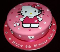 Excellent Photo of Hello Kitty Birthday Cakes Hello Kitty Birthday Cakes Hello Kitty Cakes Decoration Ideas Little Birthday Cakes Hello Kitty Fondant, Hello Kitty Torte, Bolo Da Hello Kitty, Hello Kitty Rosa, Hello Kitty Cartoon, Hello Kitty Birthday Cake, Hello Kitty Cupcakes, Cat Cupcakes, Hello Kitty Images