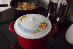 kitchen Sweet Home, Enamel, Tableware, Kitchen, Baking Center, Polish, Dinnerware, Cooking, Enamels