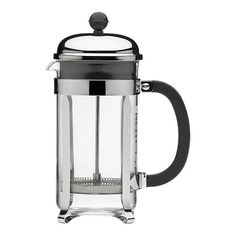 Bodum French Press ~delicious~ Double walled keeps it hotter.  Just wish I didnt break the glass so often.