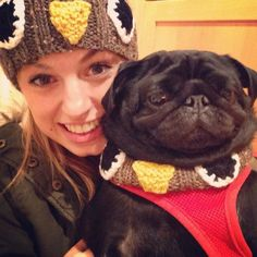 Love is ... Matching Knitwear. Mr Brady Boo and I