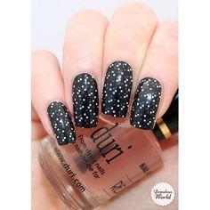 Galaxy Nail Polish Strips