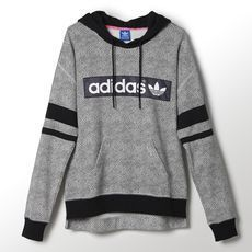 Adidas Originals La Crew Sweat ($91) ❤ liked on Polyvore ...