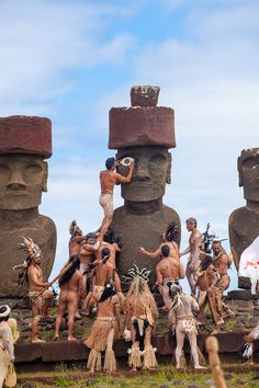 Our Week on Easter Island | Professional Hiatus