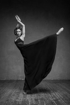 <<Anna Ol (Het Nationale Ballet) # Photo © Alexander Yakovlev>>