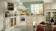 Toll Italienische Landhausküchen Strahlen Zeitlose Eleganz Aus Und Bilden Ein  Wohnliches Ambiente. Der Hersteller Scavolini Präsentiert 20 Gestaltungen