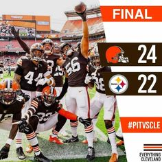 Cleveland Browns History, Cleveland Browns Football, Cleveland Rocks, Brown Babies, Sports Teams, Football Team, Brownies, Athlete, Nfl