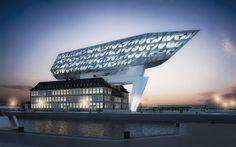 Zaha Hadid: Projekte, die noch gebaut werden - Bauwerke - derStandard.at › Immobilien
