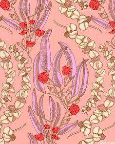 Anna Maria Horner - Pretty Potent - Eucalyptus - Quilt Fabrics from www.eQuilter.com