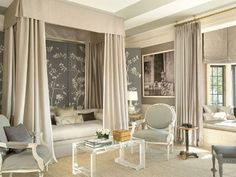ZUNIGA INTERIORS: Veranda Magazine Designer Showhouse at The Greystone Estate