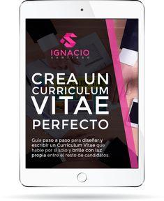 46 best career advice images on pinterest career advice 30 day ebook como hacer curriculum vitae perfecto ignacio santiago fandeluxe Image collections