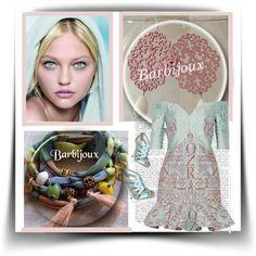 Barbijoux - bijoux hand made by barbara-gennari on Polyvore featuring polyvore, moda, style, Mary Katrantzou and Oscar de la Renta