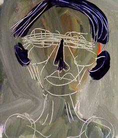shohei hanazaki Gouache, Neo Expressionism, Women's Rights, True Art, Outsider Art, Japanese Artists, Drawing People, Figure Painting, Medium Art