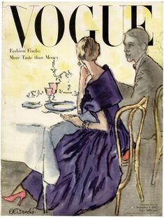 Vogue 1947 November
