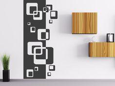 Simple Wall Paintings, Creative Wall Painting, Wall Painting Decor, Tree Wall Decor, Diy Wall Decor, Wall Cubes, Bedroom Wall Designs, Interior Wallpaper, Wall Drawing