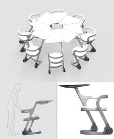 Designed to enhance future teaching #environments, the #Future #Desk is easy to…