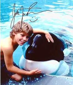 Because thou should not be ashamed of your past: Jesse James Richter in Free Willy, my perfect man when I was 7.