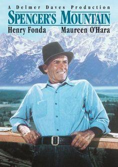 henry fonda spencer's mountain   Spencer's Mountain: Henry Fonda, Maureen ...   Friday Family Movie ...