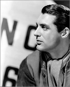 A very young Cary Grant.
