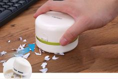 Mini Portable Desktop Vacuum Cleaner