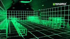 2 x MADRIX ultimate @ Smack Night club - LED Main Room, UK